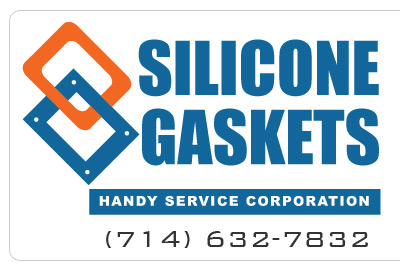 Handy Service Corporation Silicone Gaskets